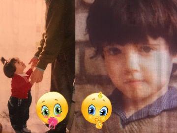 La infancia de los actores de 'Puente Viejo'