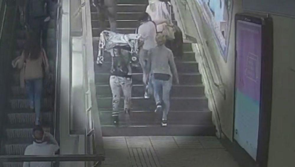Desarticulada una banda de carteristas en Barcelona
