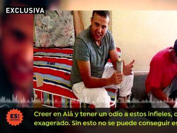 """Conversaciones de los yihadistas que atentaron en Barcelona y Cambrils: """"Alá nos ha elegido entre millones de hombres para haceros llorar sangre"""""""