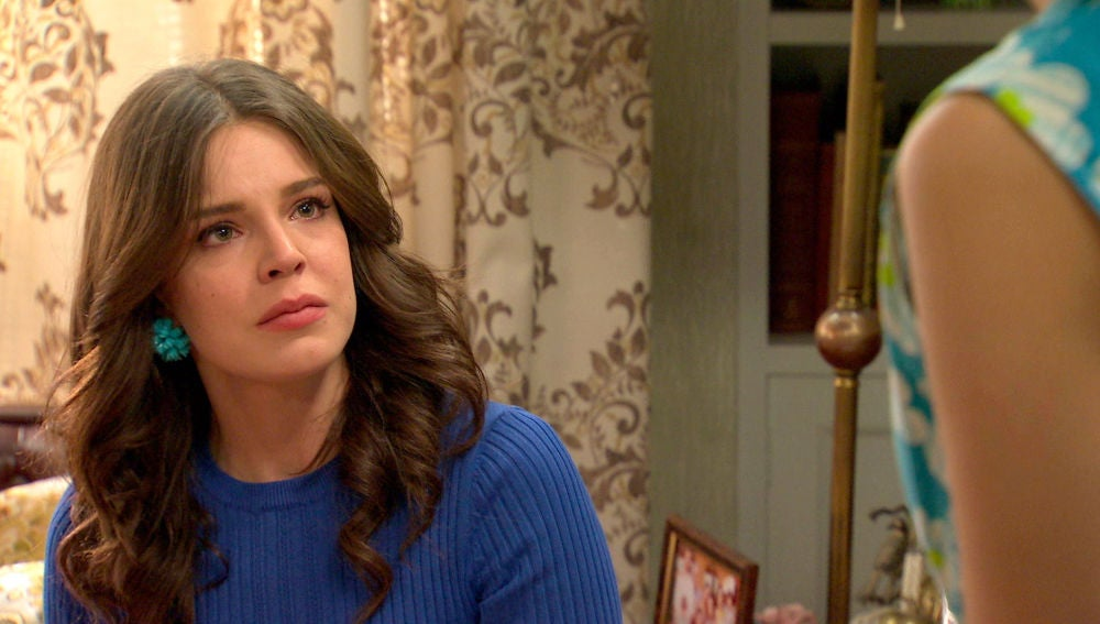 """María, llena de miedos: """"No me quiero ir"""""""