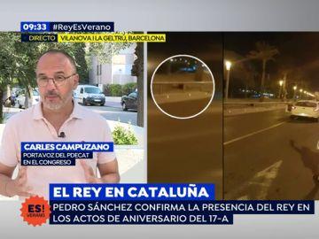 """Campuzano: """"Los responsables de aquel operativo policial están en prisión"""""""