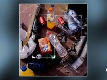EXCLUSIVA: Los restos de la masía donde los terroristas se reunieron tras el primer atentado en Las Ramblas sugieren que bebieron alcohol para desinhibirse