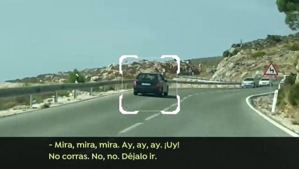 Un conductor siembra el pánico en Málaga conduciendo bajo los efectos de un medicamento