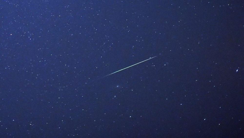 La lluvia de las Perseidas, espectáculo asegurado con cien meteoros por hora