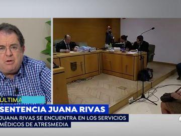 """José Estanislao, abogado de Juana Rivas: """"Esperábamos una sentencia favorable y nos hemos encontrado con una sentencia indignante"""""""