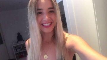 Mimi Doblas, emocionada y temerosa del pulsador de 'Tu cara me suena'