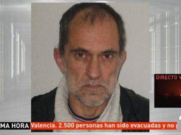 Difunden la imagen del preso Santiago Izquierdo Trancho, en paradero desconocido desde hace una semana