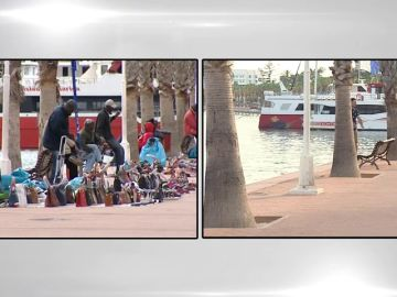 Alicante, ejemplo en el control de la venta ambulante