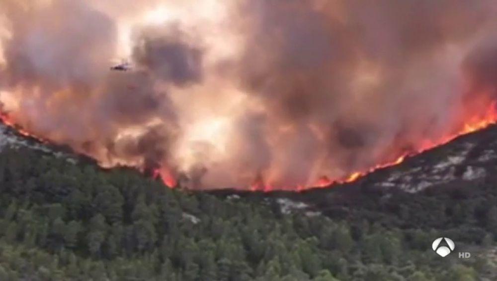 REEMPLAZO | Incendio Valencia
