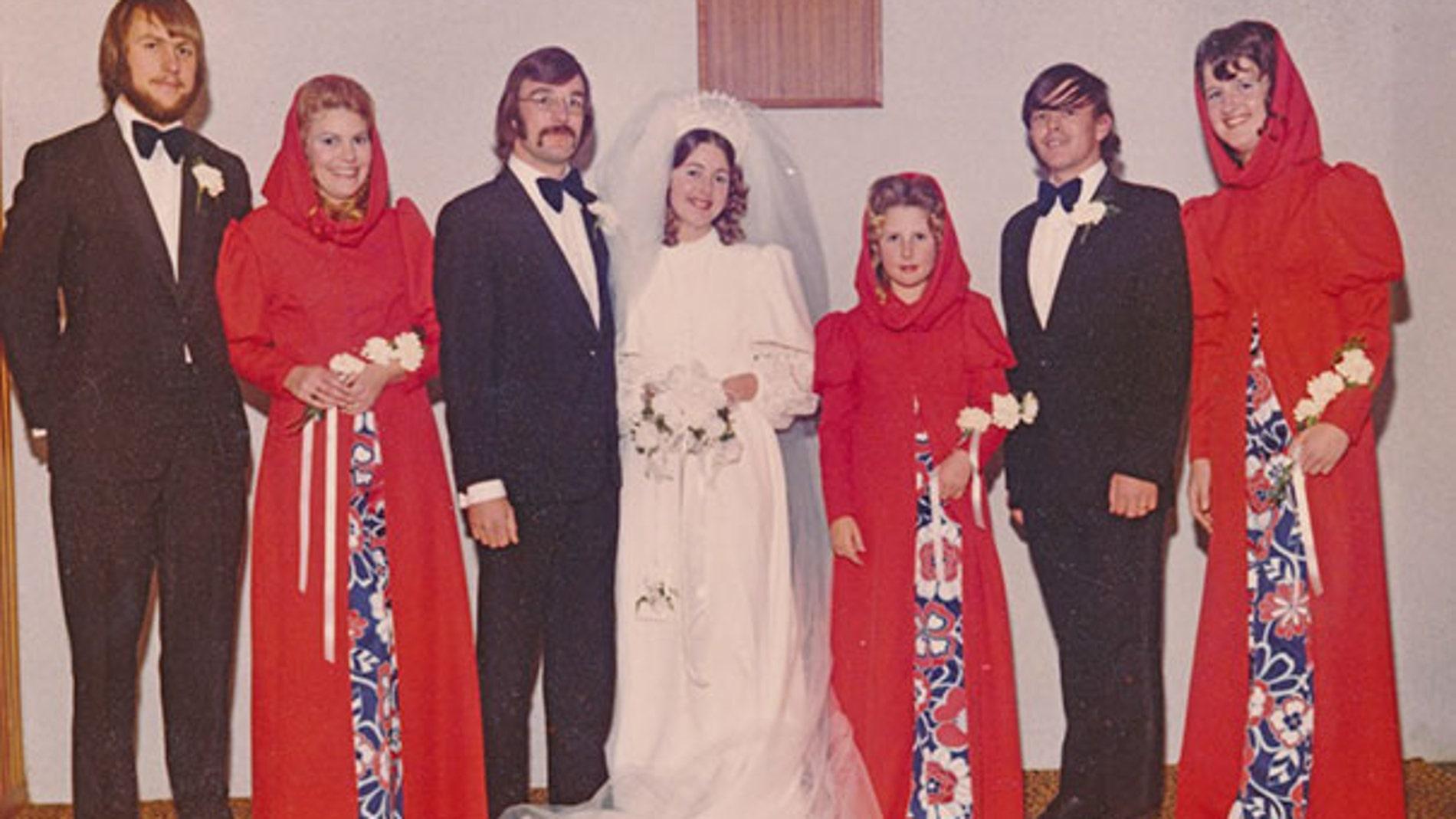 Foto de boda antigua
