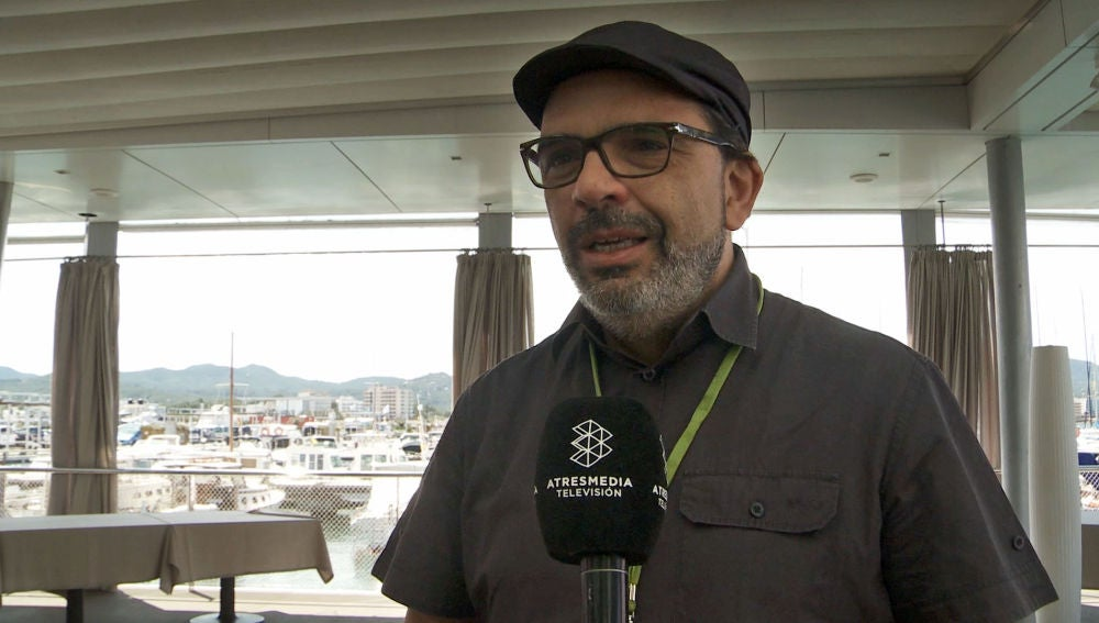 Chef Jesús Sánchez