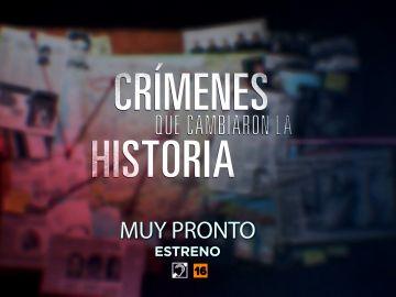 'Crímenes que marcaron la historia'