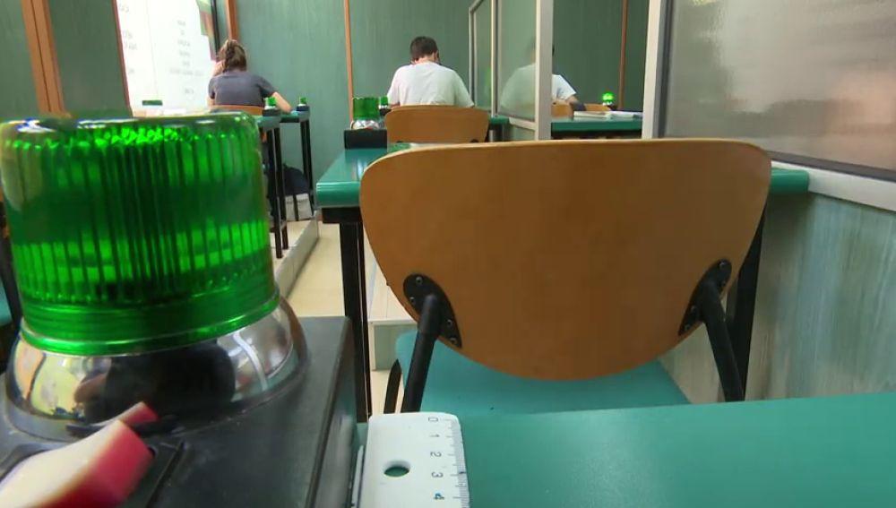 El adelanto de los exámenes de septiembre a junio perjudica a las academias