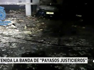 PAYASOS JUSTICIEROS