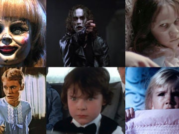 Películas de terror con sucesos paranormales