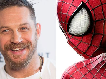 ¿Tom Hardy, SpiderMan?