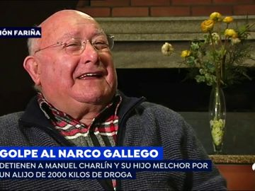 narco detenido