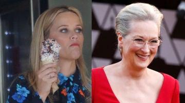 Reese Whiterspoon & Meryl Streep