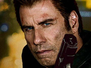 John Travolta en 'Yo soy la venganza'