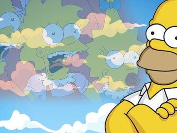 """El """"horripilante"""" aspecto de Homer Simpson si fuese humano"""