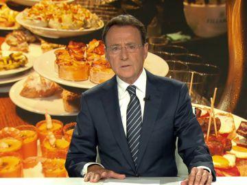 Matías Prats presenta Antena 3 Noticias Fin de Semana