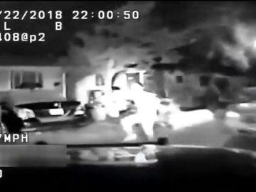Un policía de California atropella a un adolescente de 15 años