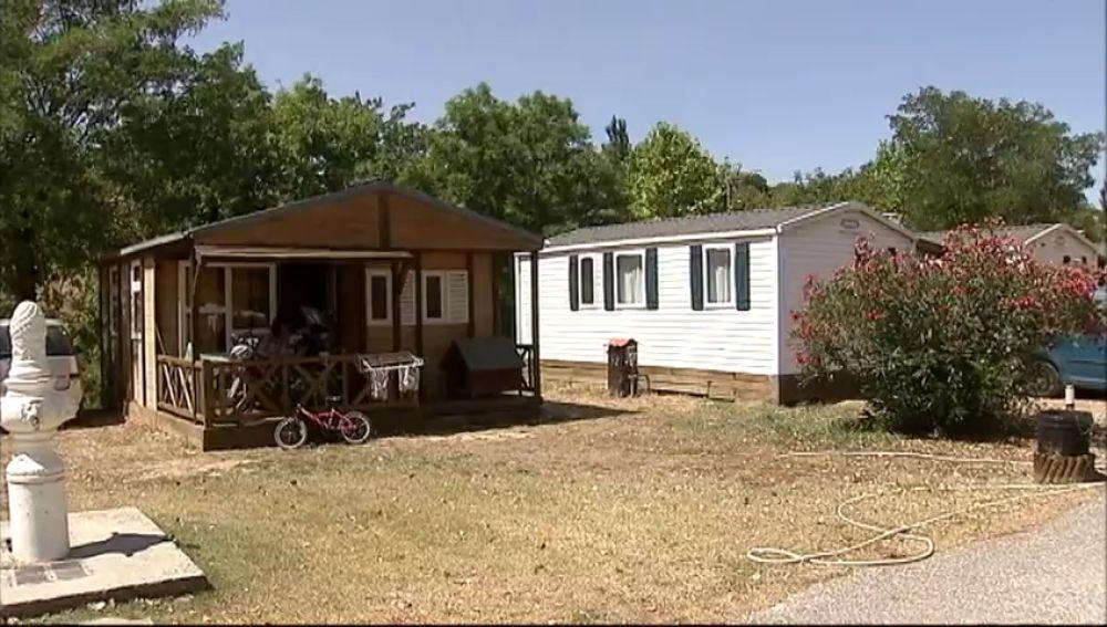 Los campings llegan al 80 por ciento de ocupación este verano
