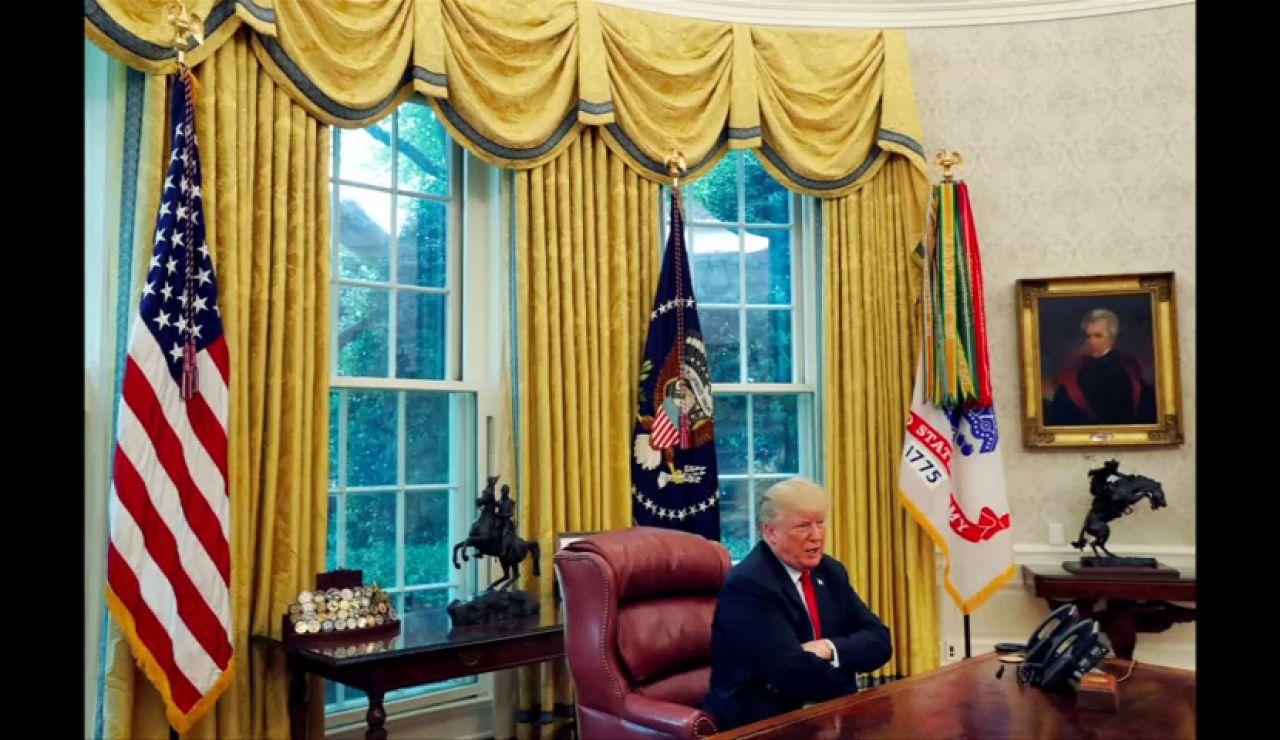 Trump ve probable una segundo encuentro con Kim Jong Un