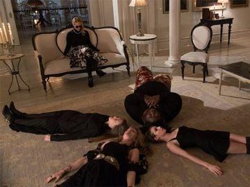 Escena 'American Horror Story'