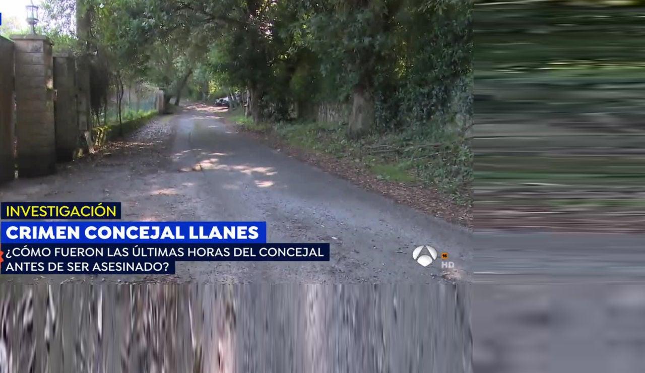 Crimen concejal de Llanes