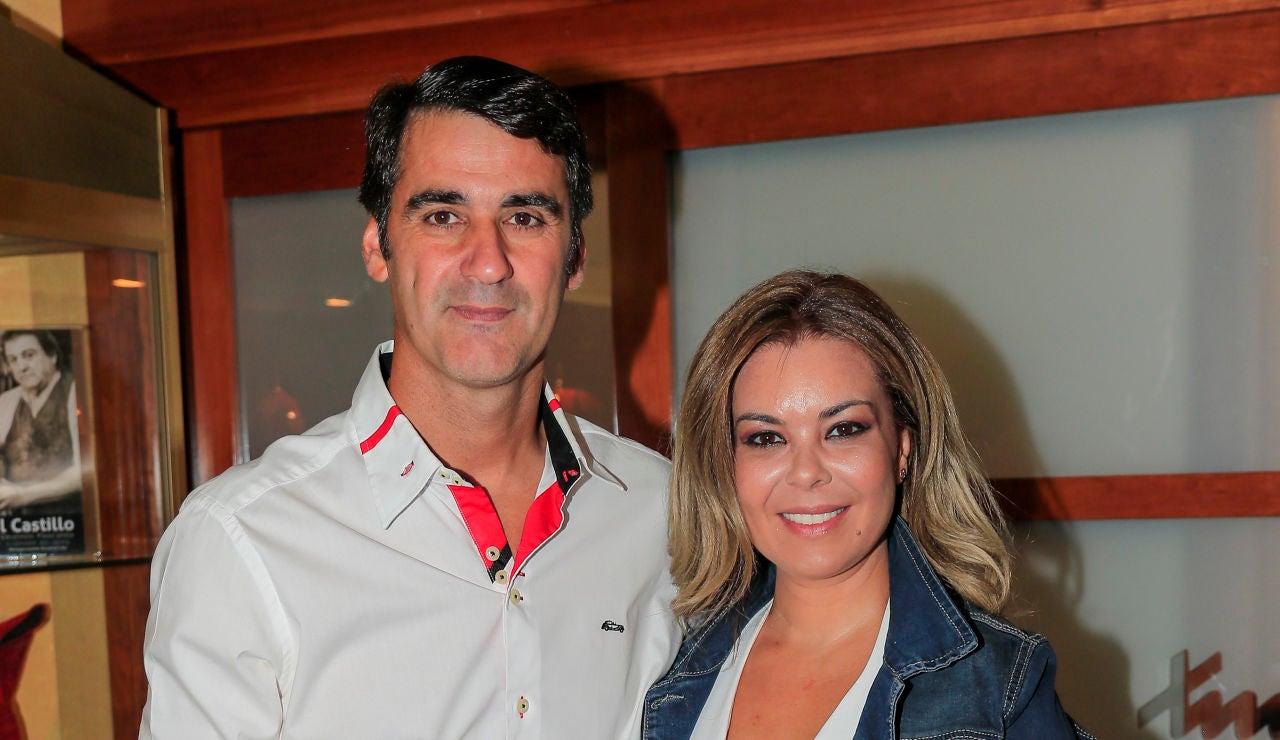 María José Campanario reaparece para el regreso de Jesulín de Ubrique
