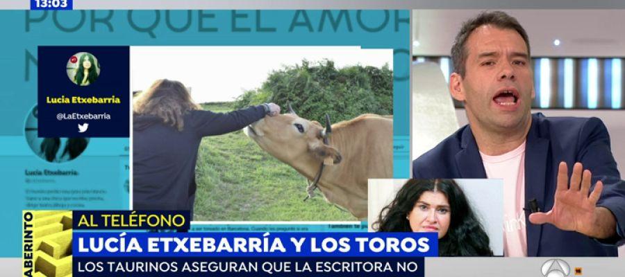 Antena 3 tv espejo p blico luc a etxebarr a reta a for Antena 3 espejo publico hoy