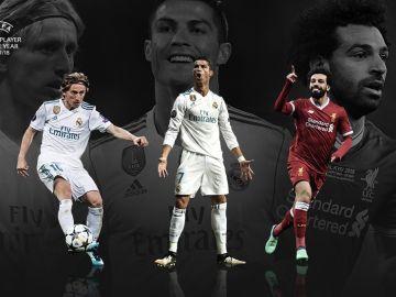 Candidatos Jugador del Año UEFA