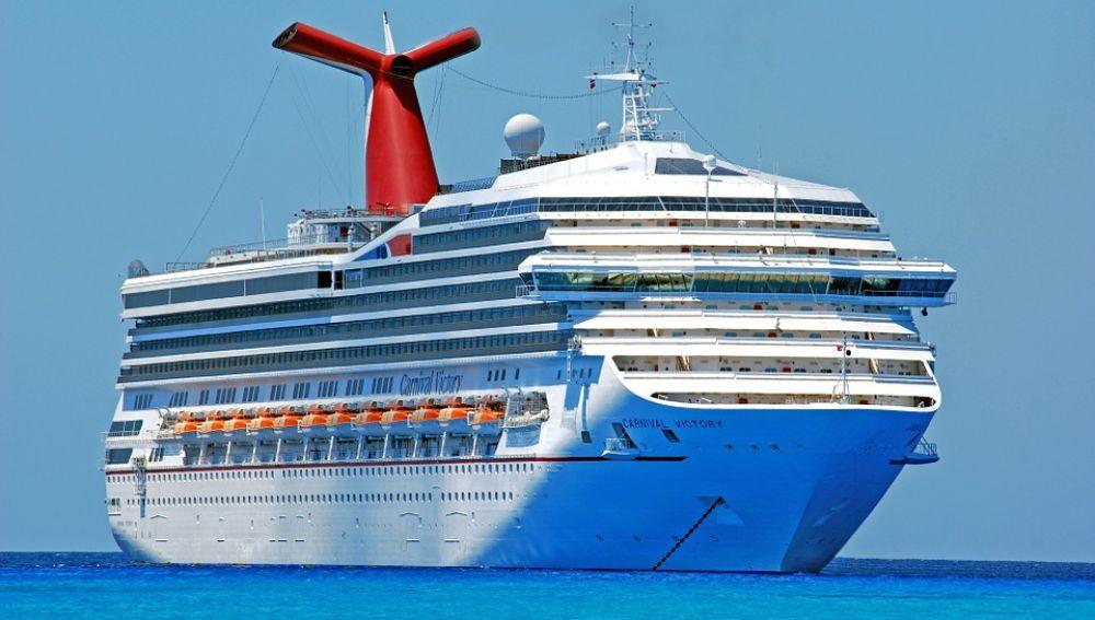 Imagen de un crucero