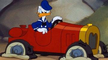 Escena Pato Donald