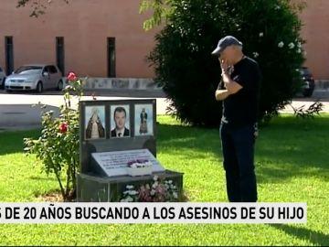 """""""Padre Coraje"""" recurrirá al Constitucional el archivo de la causa por el asesinato de su hijo"""