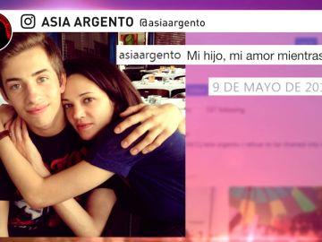 Asia Argento, la primera actriz en denunciar a Harvey Weinstein, acusada de haber agredido sexualmente a un joven actor