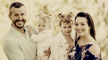 Chris Watt y su familia