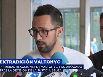 """Valtònyc, después de que Bélgica pospusiera la decisión sobre su extradición: """"Esperemos que demuestre ser una Justicia independiente"""""""