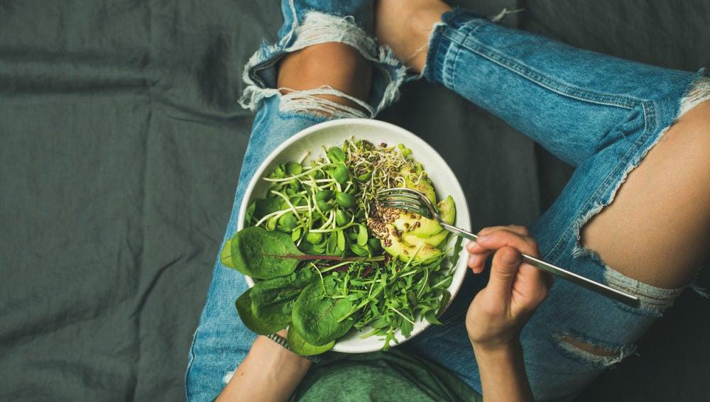 que es la dieta vegetariana estricta
