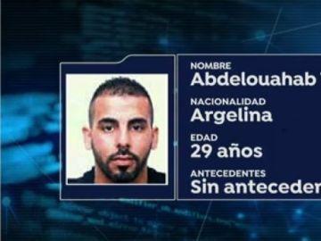Abdelouahab Taib, atacante de Cornellà