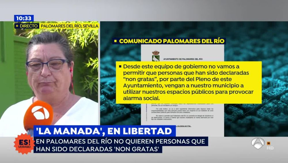 Alarma social por la presencia de dos miembros de 'La Manada' en una piscina municipal
