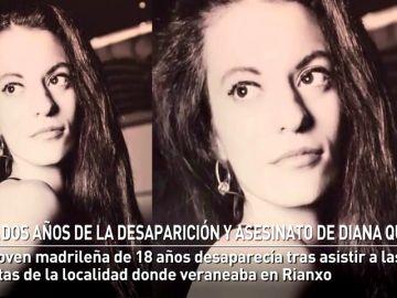 Dos años de la desaparición y asesinato de Diana Quer