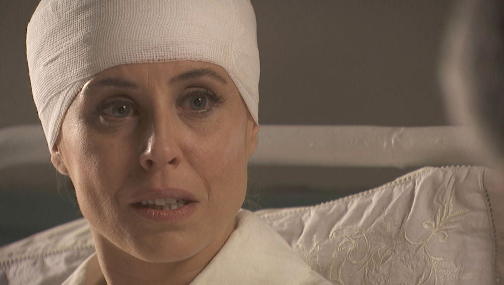 Adela se enfrenta a una dura e inesperada noticia