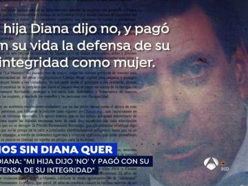 """El padre de Diana pide que su """"legado"""" sirva para evitar nuevas víctimas"""
