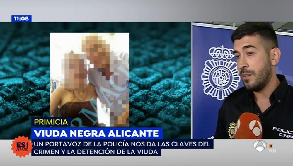 La Policía da las claves del crimen: Investigan qué ha pasado con los tres maridos anteriores de la detenida