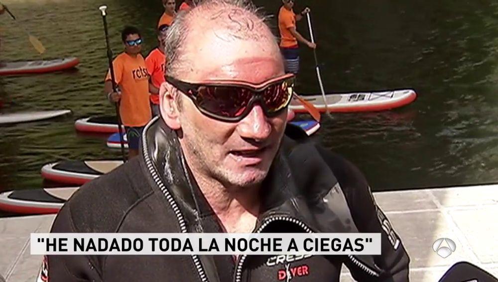 Carlos Peña retinosis pigmentaria