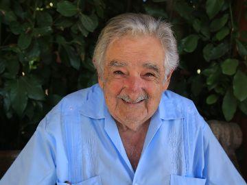 José Mujica, expresidente de Uruguay
