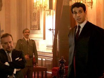 Ignacio consigue un testigo crucial para desmontar la farsa de Ernesto en el juicio contra Charo