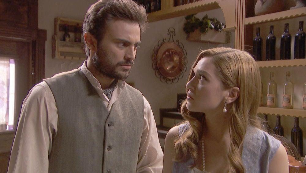 Saúl y Julieta descubren la locura de Fernando Mesía